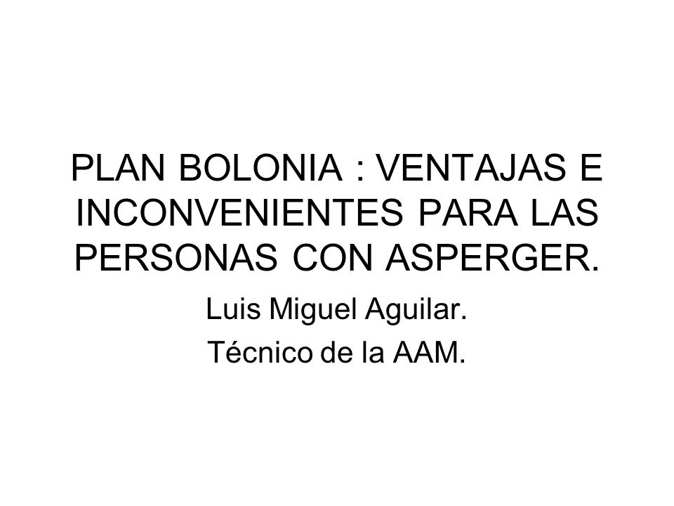Luis Miguel Aguilar. Técnico de la AAM.
