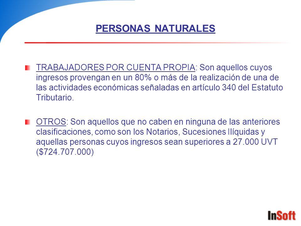 PERSONAS NATURALES
