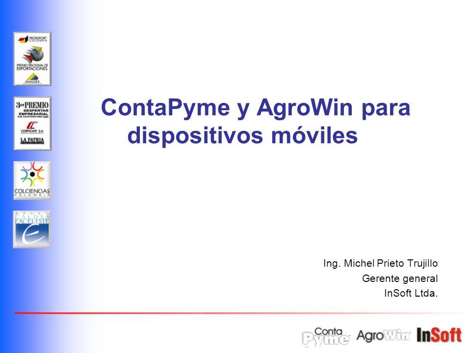 Ing. Michel Prieto Trujillo Gerente general InSoft Ltda.