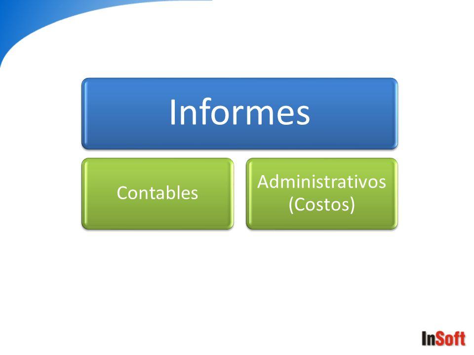 Administrativos (Costos)