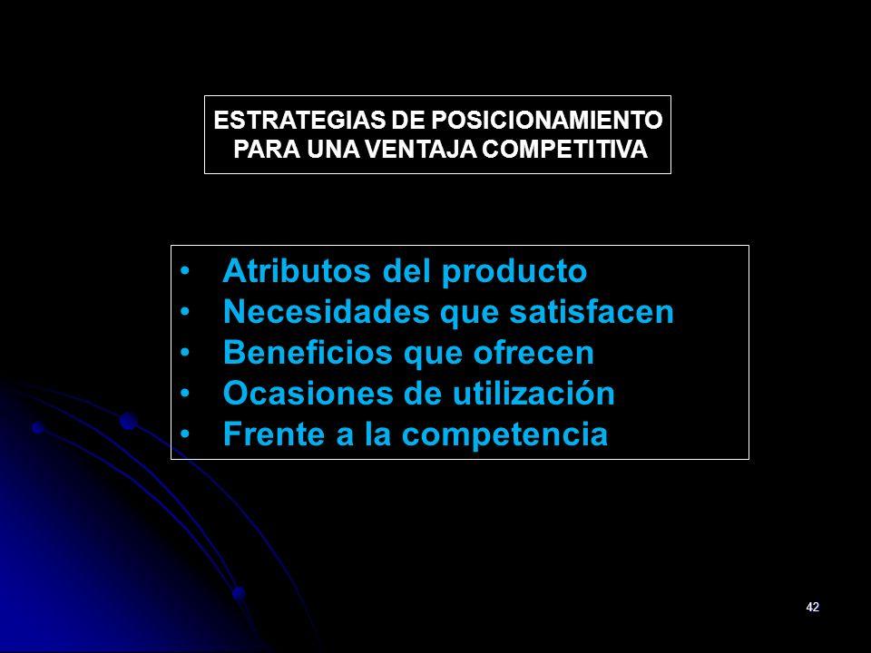 ESTRATEGIAS DE POSICIONAMIENTO PARA UNA VENTAJA COMPETITIVA