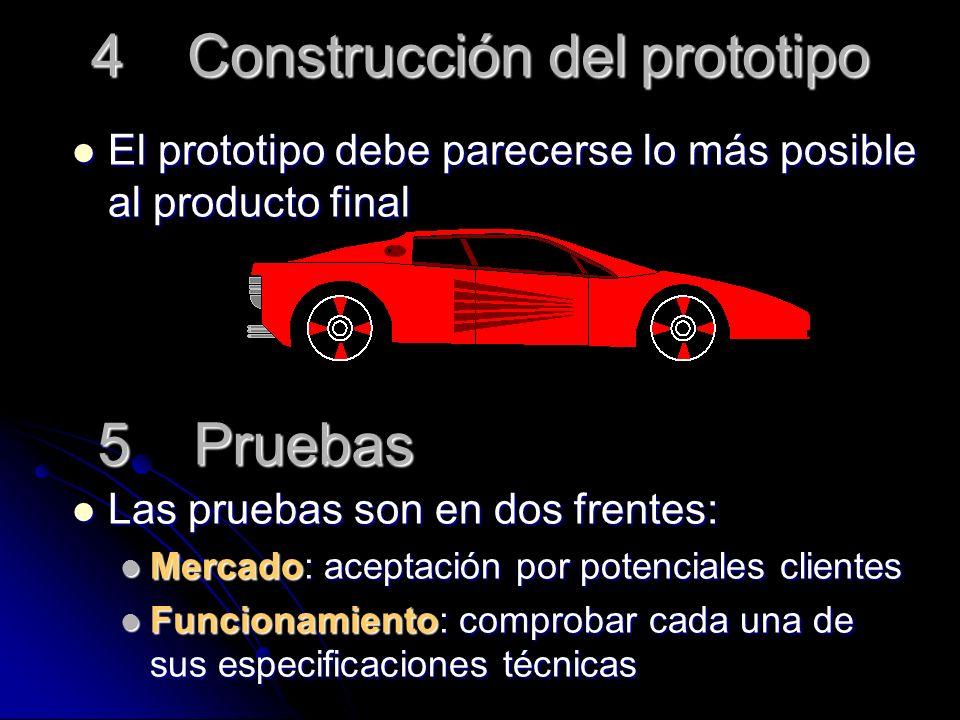 4 Construcción del prototipo