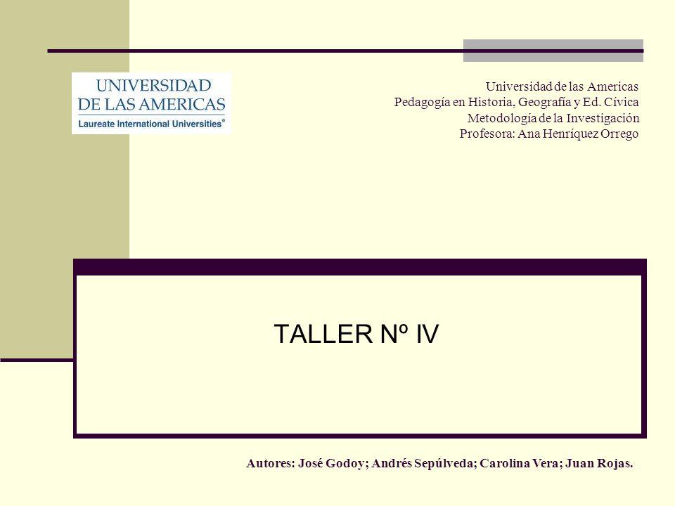 Universidad de las Americas Pedagogía en Historia, Geografía y Ed