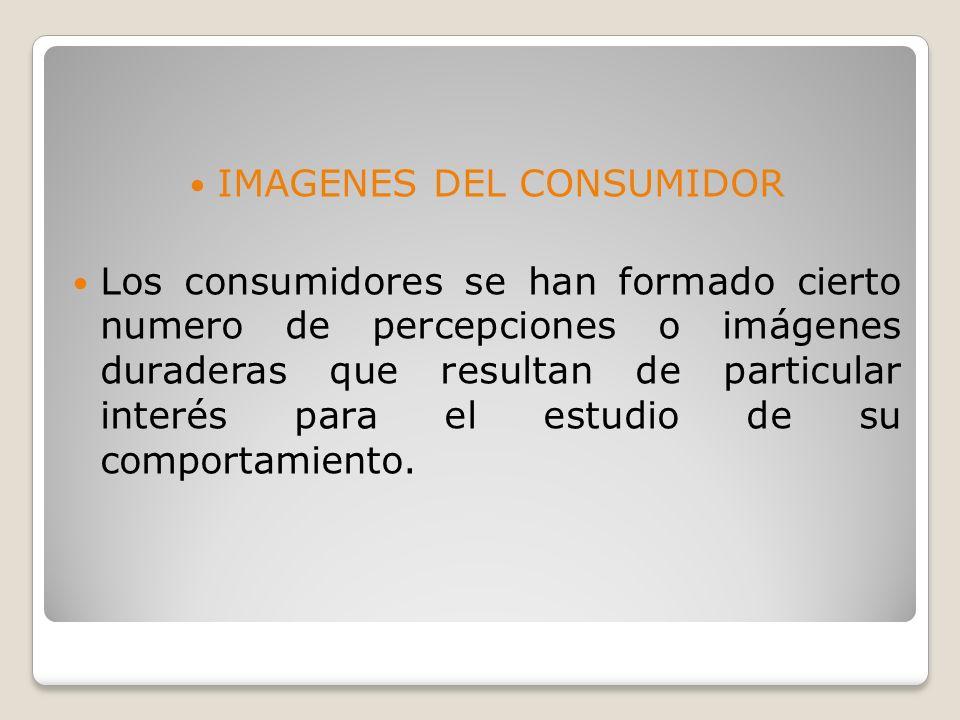 IMAGENES DEL CONSUMIDOR