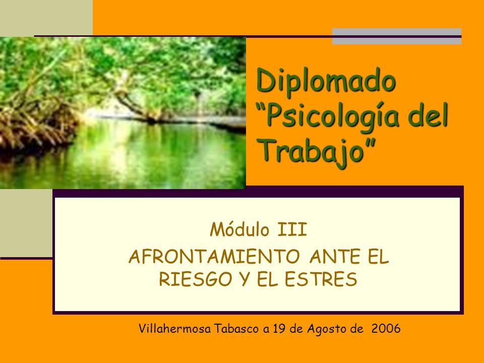 Diplomado Psicología del Trabajo
