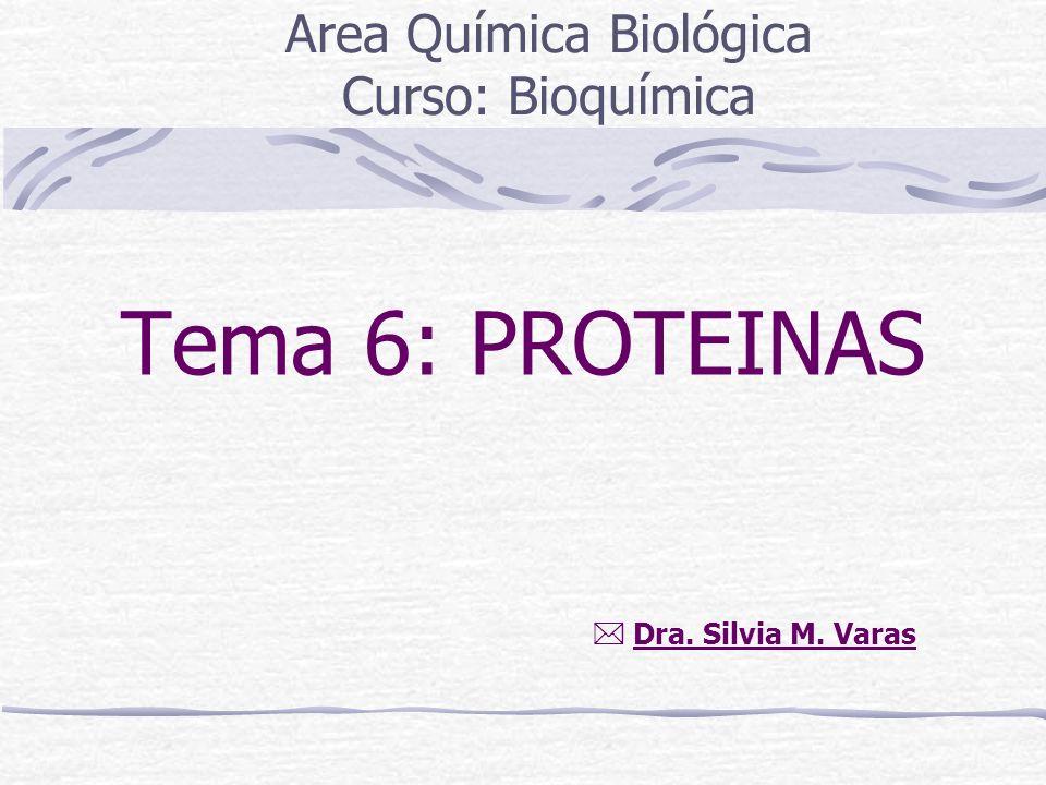 Area Química Biológica