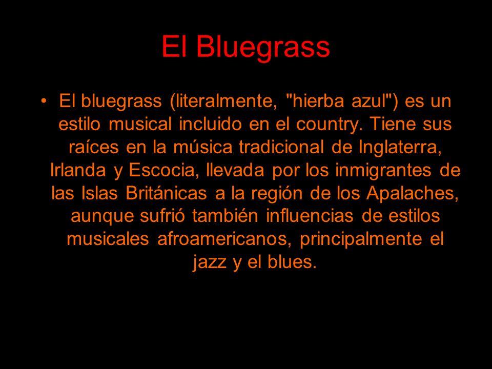 El Bluegrass