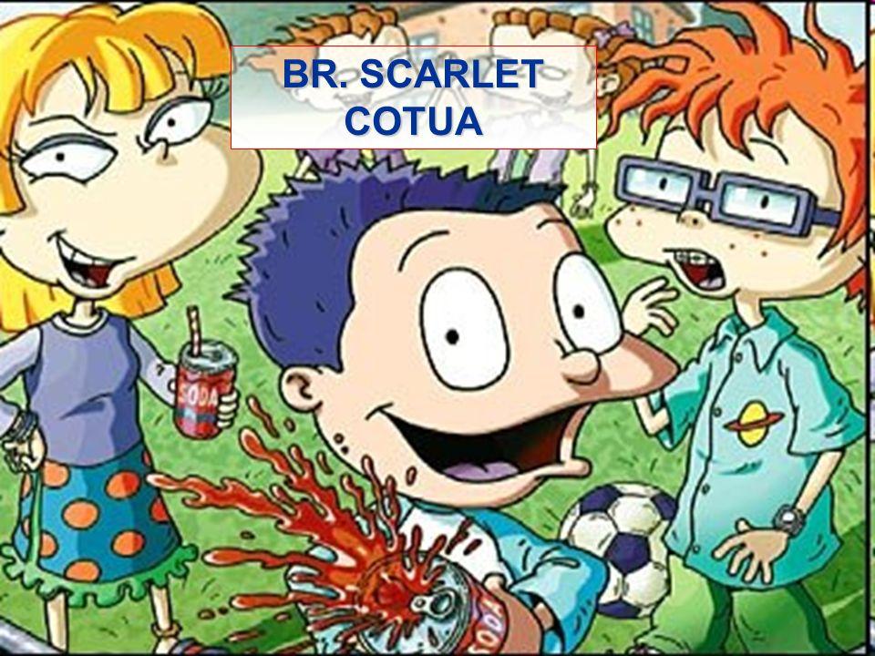 BR. SCARLET COTUA