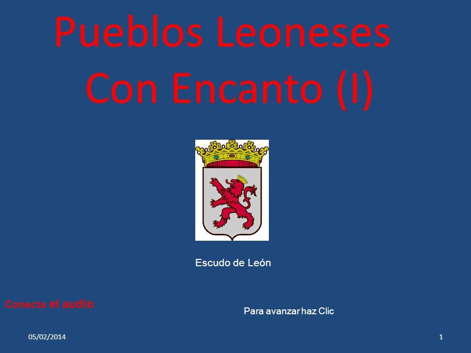 Pueblos Leoneses Con Encanto (I) Escudo de León Conecta el audio