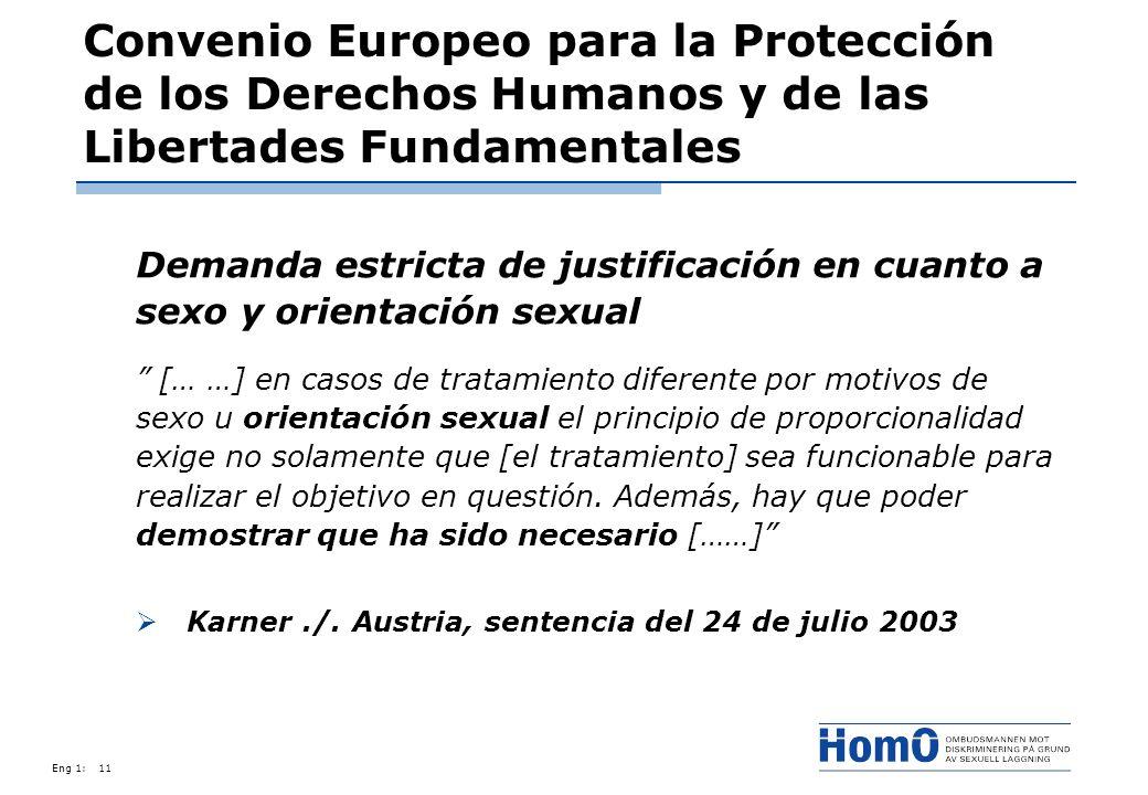Convenio Europeo para la Protección de los Derechos Humanos y de las Libertades Fundamentales