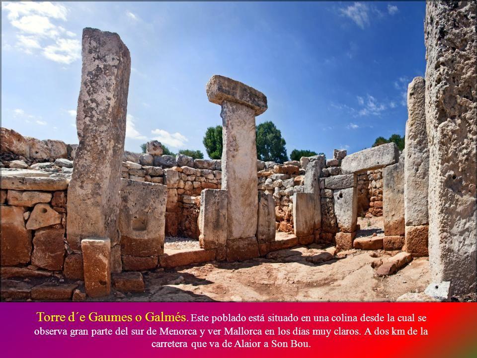 Torre d´e Gaumes o Galmés