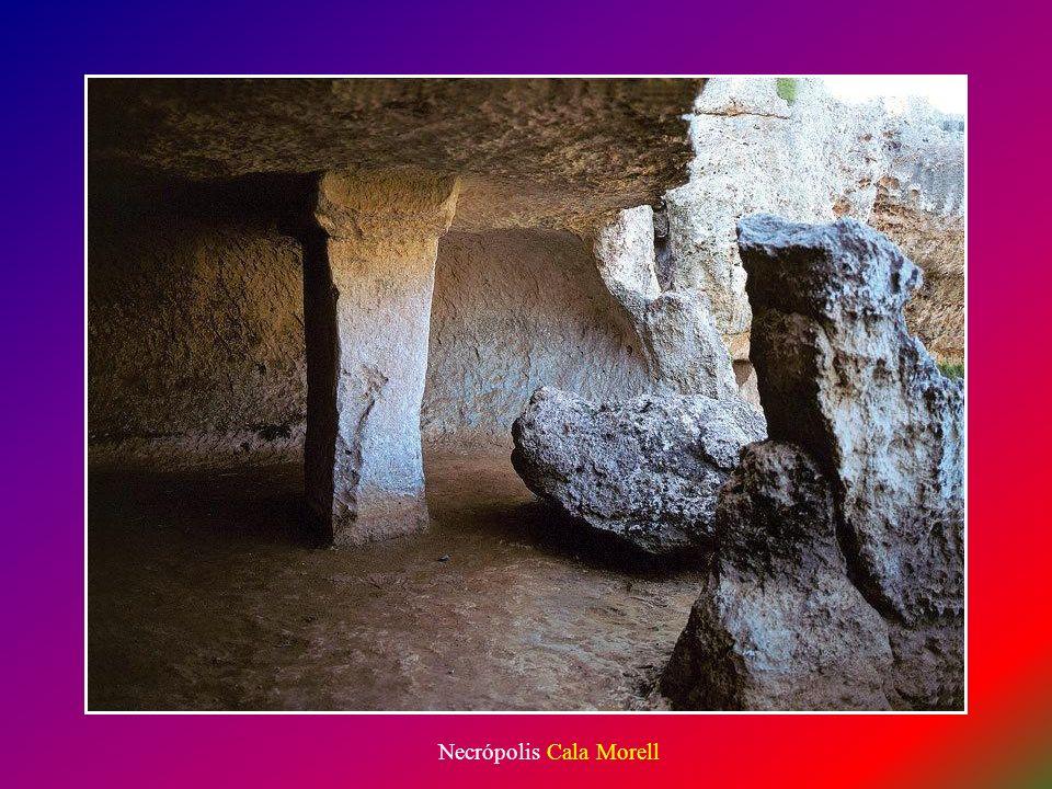 Necrópolis Cala Morell