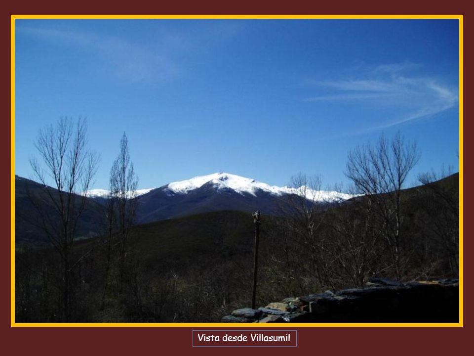 Vista desde Villasumil