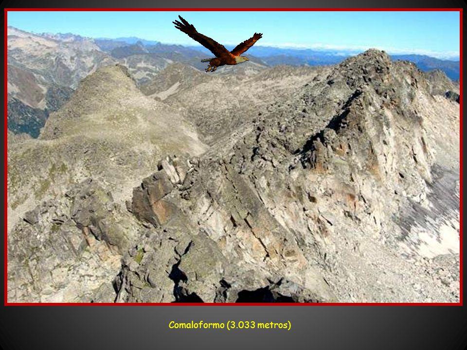 Comaloformo (3.033 metros)