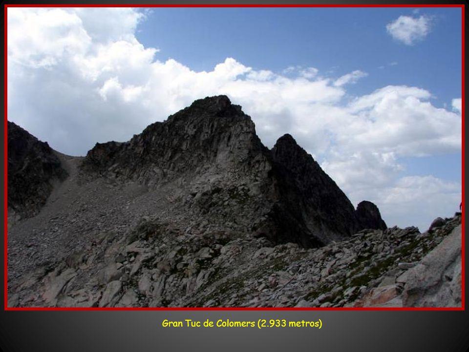 Gran Tuc de Colomers (2.933 metros)