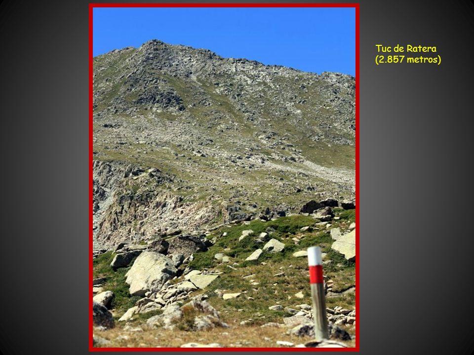 Tuc de Ratera (2.857 metros)