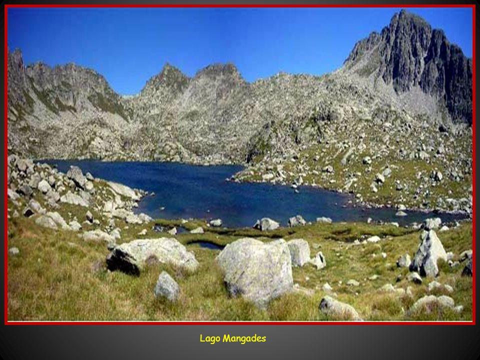 Lago Mangades
