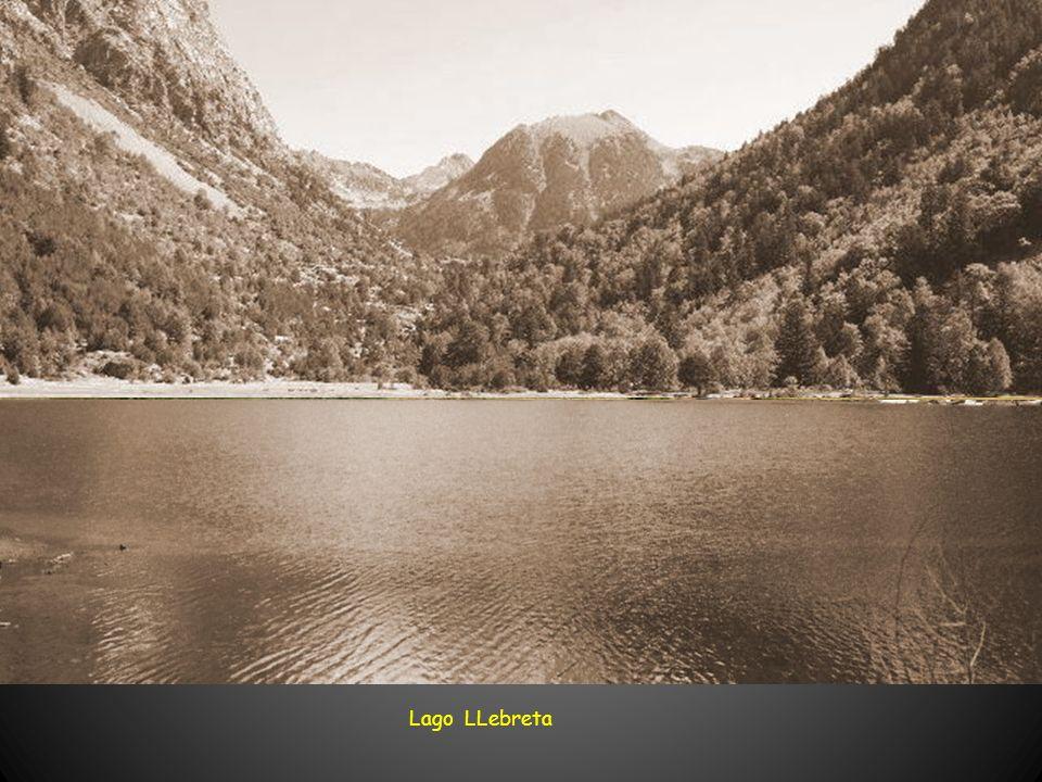 Lago LLebreta