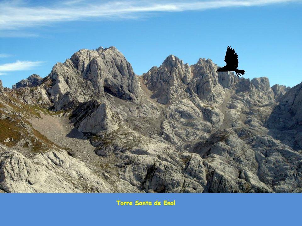 Torre Santa de Enol