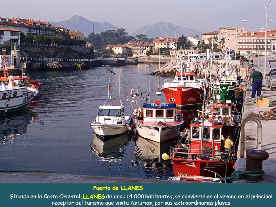Puerto de LLANES