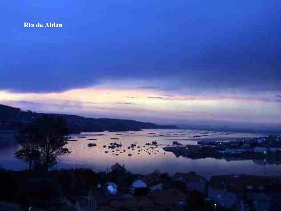 Ría de Aldán