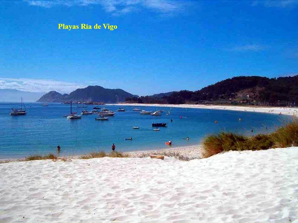Playas Ría de Vigo