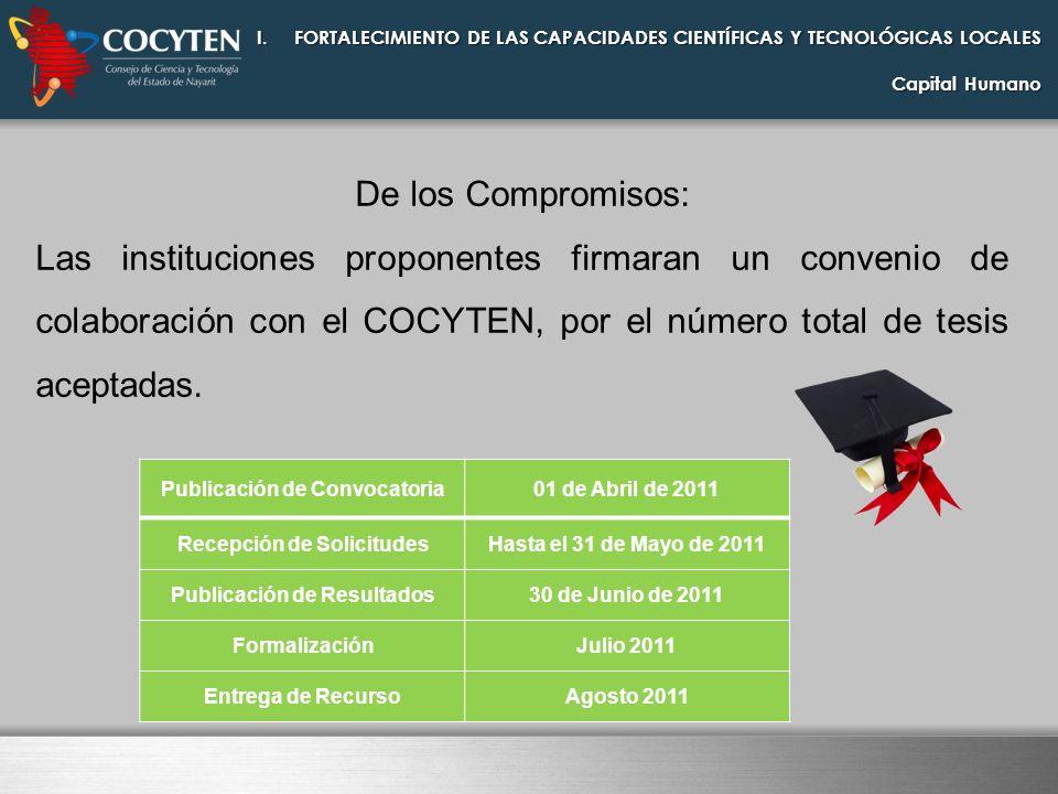 FORTALECIMIENTO DE LAS CAPACIDADES CIENTÍFICAS Y TECNOLÓGICAS LOCALES
