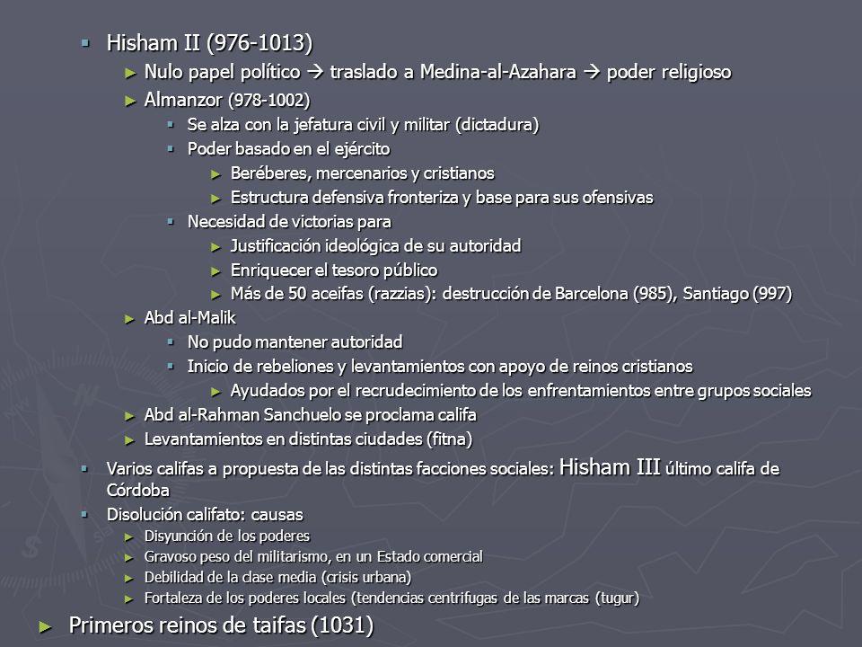 Primeros reinos de taifas (1031)