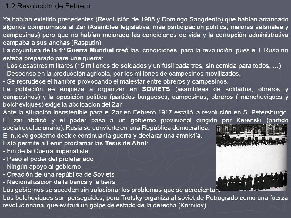 1.2 Revolución de Febrero