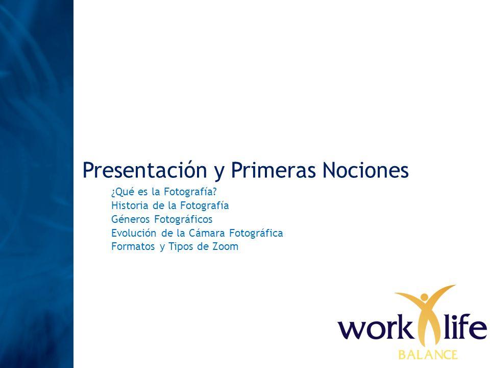 Presentación y Primeras Nociones