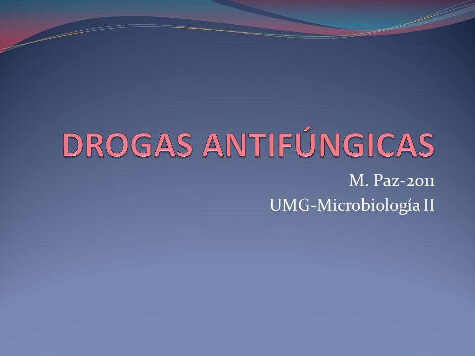 M. Paz-2011 UMG-Microbiología II
