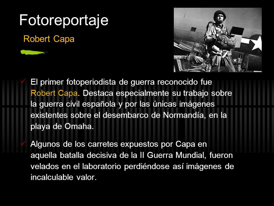 Fotoreportaje Robert Capa