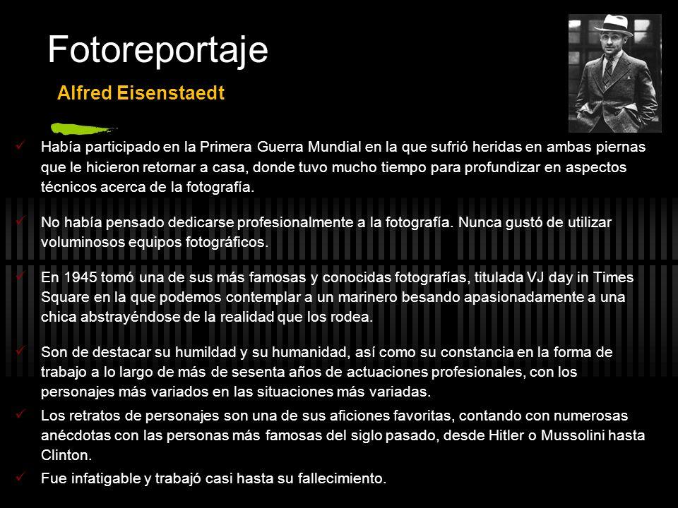 Fotoreportaje Alfred Eisenstaedt