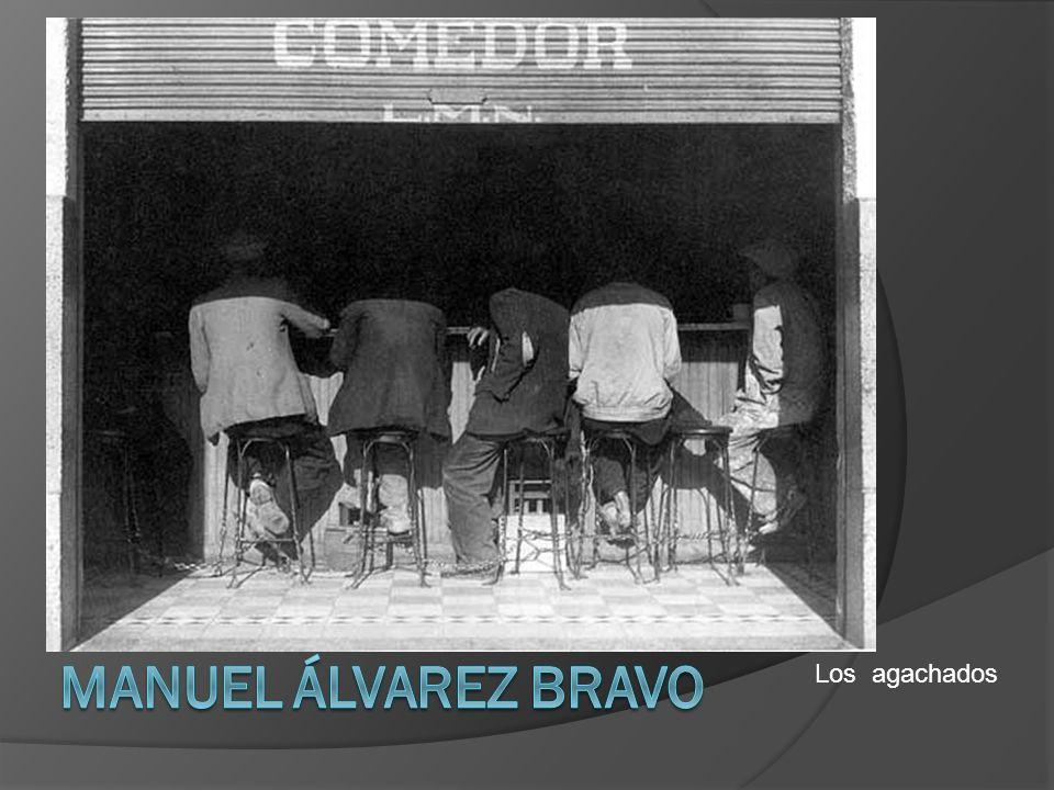 Manuel Álvarez Bravo Los agachados