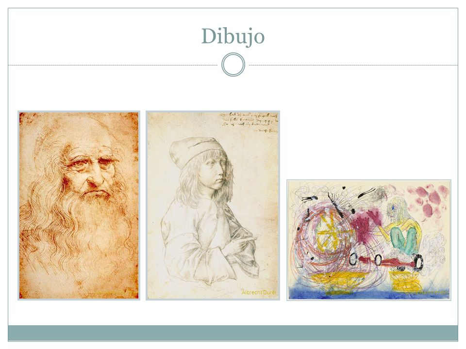 Dibujo Albrecht Durer Leonardo Da Vinci Albrecht Durer