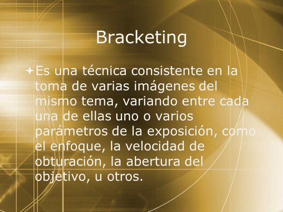 Bracketing