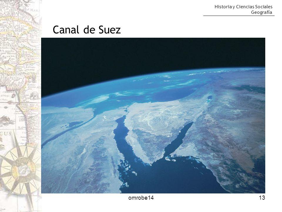 Canal de Suez omrobe14
