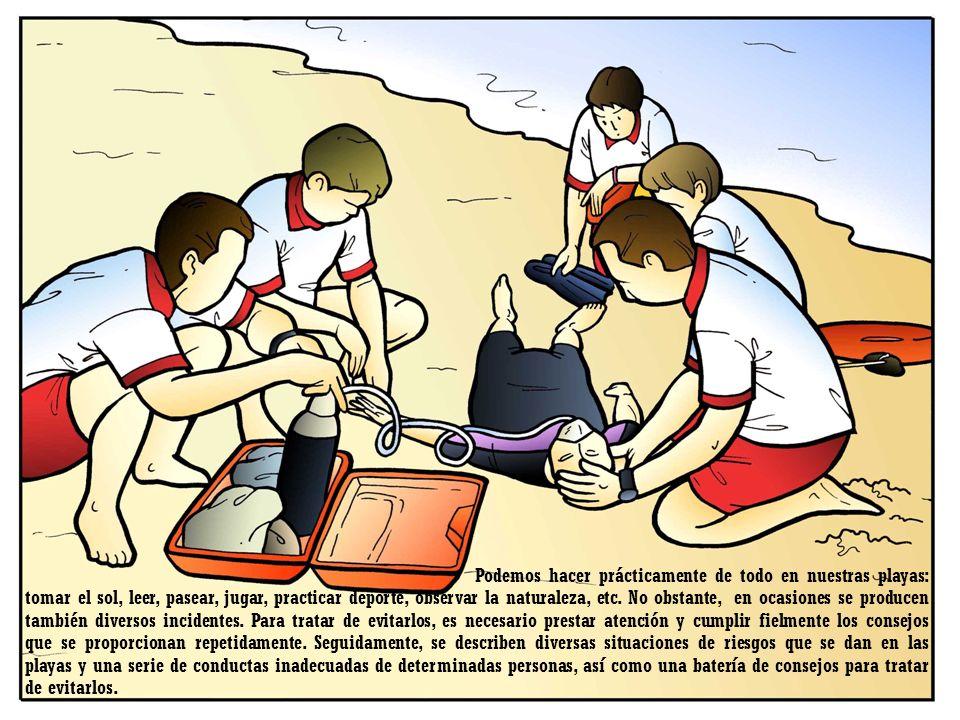 Podemos hacer prácticamente de todo en nuestras playas: tomar el sol, leer, pasear, jugar, practicar deporte, observar la naturaleza, etc.