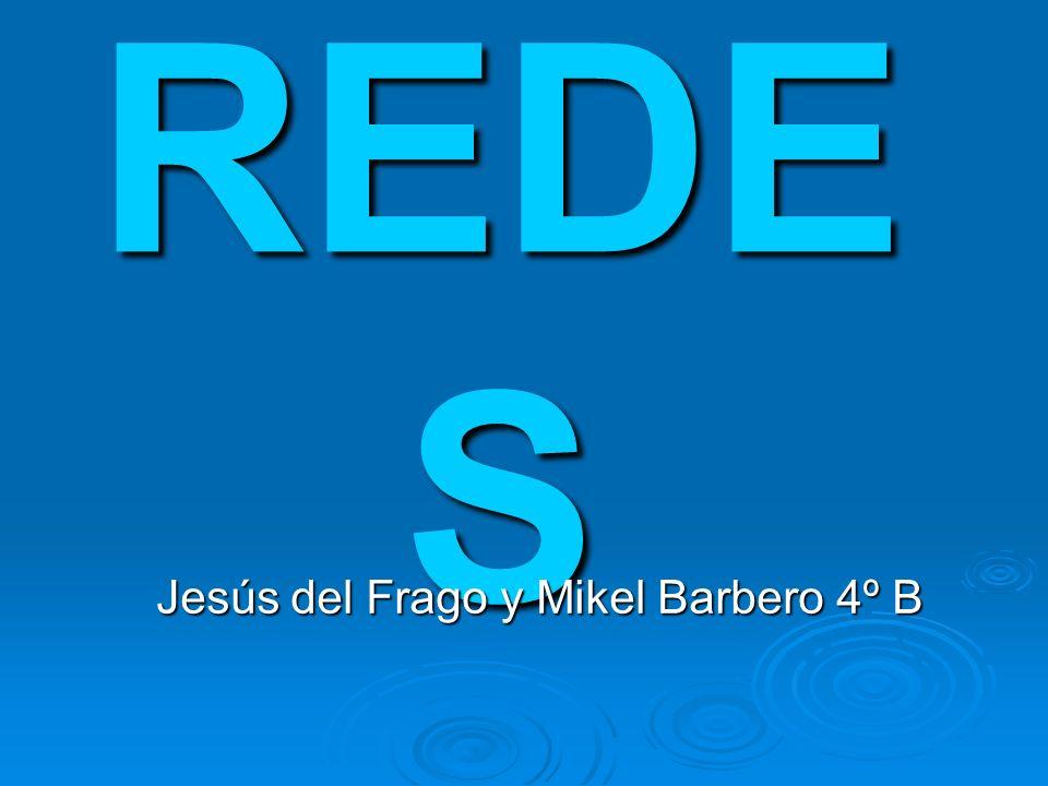 Jesús del Frago y Mikel Barbero 4º B