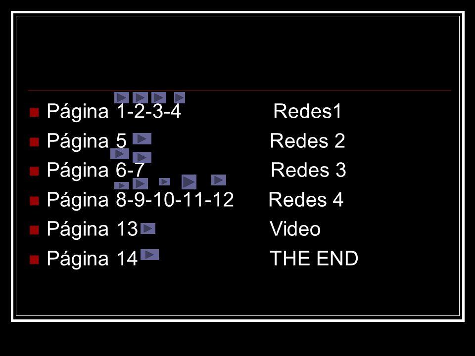 Página 1-2-3-4 Redes1Página 5 Redes 2. Página 6-7 Redes 3.