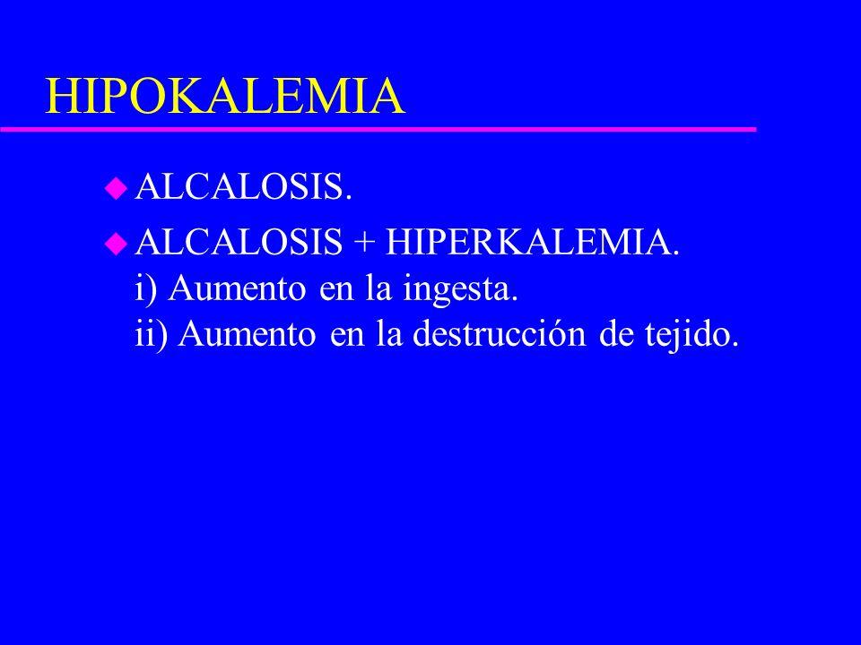 HIPOKALEMIA ALCALOSIS.