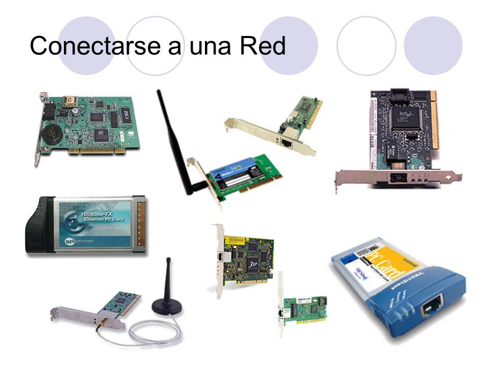 Conectarse a una Red Pg 10.