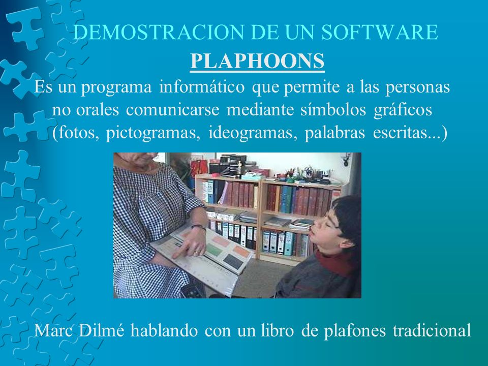 DEMOSTRACION DE UN SOFTWARE