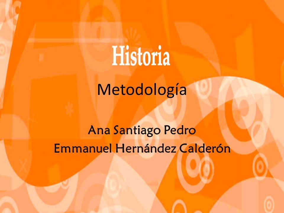 Ana Santiago Pedro Emmanuel Hernández Calderón