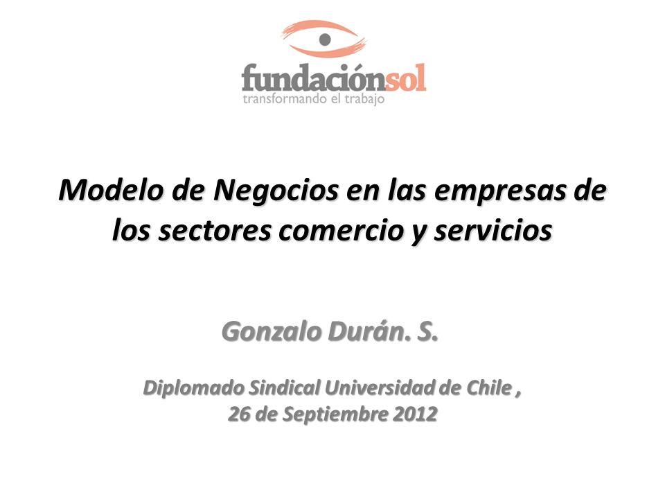 Diplomado Sindical Universidad de Chile , 26 de Septiembre 2012