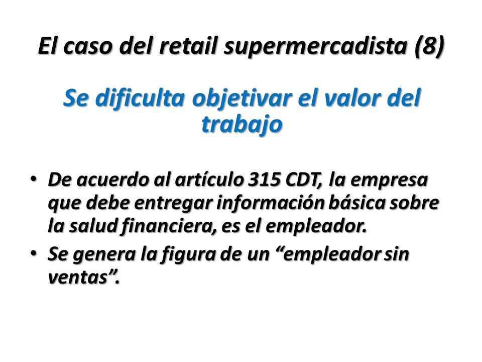 El caso del retail supermercadista (8)