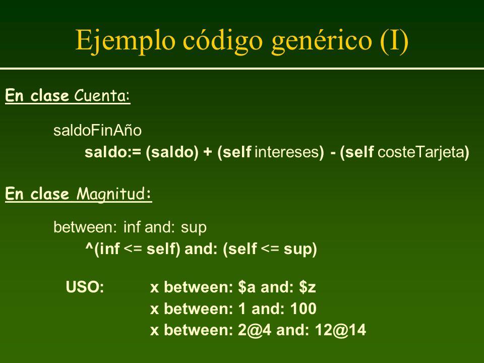 Ejemplo código genérico (I)