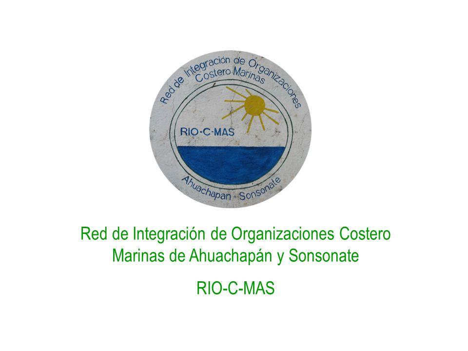 Red de Integración de Organizaciones Costero Marinas de Ahuachapán y Sonsonate