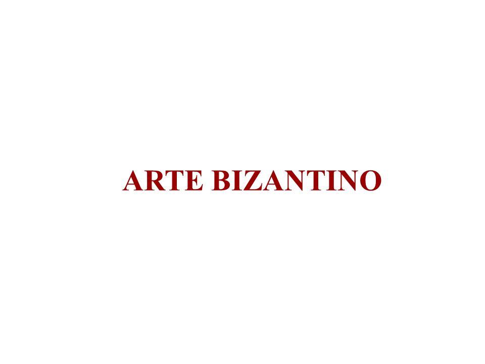ARTE BIZANTINO