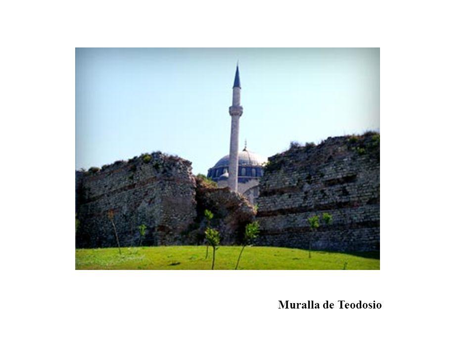 Muralla de Teodosio